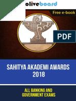 eBook Sahitya Akademi Awards 2018
