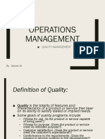Ops_Quality Management Overview