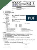 pengumuman PPDB SMK Teknik PAL 2019