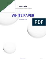 Mirocana_whitepaper