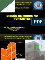TEMA N° 2.0.-  DISEÑO POR CARGA PERPENDICULAR AL PLANO.pptx