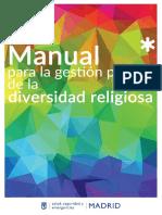 Manual Para La Gestion Policial de La Diversidad Religiosa. DEF