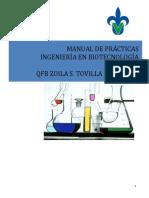 Manual de laboratorio de orgánica 2 para universidad con marco teórico