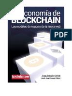 La-economía-de-Blockchain