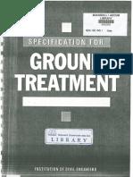 The Ground Treatment