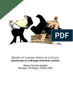 DESDE EL CUERPO HASTA LA CULTURA