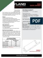SSD DataSheet
