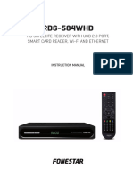 RDS-584WHD Manual En