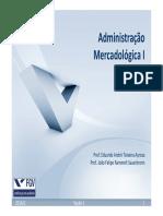 ADM Mercadologica I - 2014 1 - Secao (1)