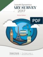 Dynamics Salary Survey