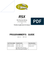 RSX DLL Function Library