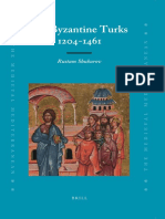 The Byzantine Turks 1204-1461