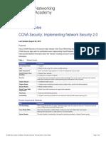 CCNAS v2 Release Notes