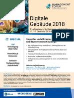 Digitale Gebaeude 2018