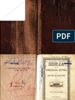 Biblia Editia Sinodala 1914