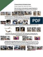 Circuit Training Workout # 49