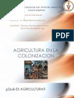 Sociedad y Cultura Agricultura