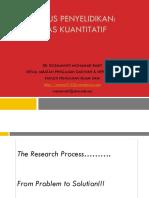Kursus Penyelidikan Ilim-rosmawati