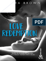 Love Redemption - Laura Brown