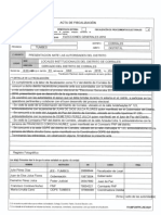 Modelos - Confección de Actas de Fiscalización
