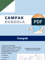 Campak Rubeola Dan Varisela