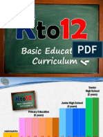Updates on Kto12 (Baftii Ppt) - Eegarcia - Copy