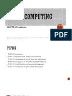 Cloud Computing Chapter 2 Part1