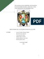 Monografía Completa Riesgo Sísmico Grupo 07