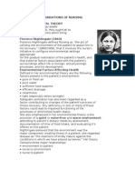18624149 Theoretical Foundations of Nursing