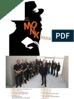 Digital Booklet - Monk'Estra, Vol. 2