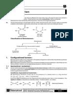 (5141)Sheet Stereoisomerism Theory e