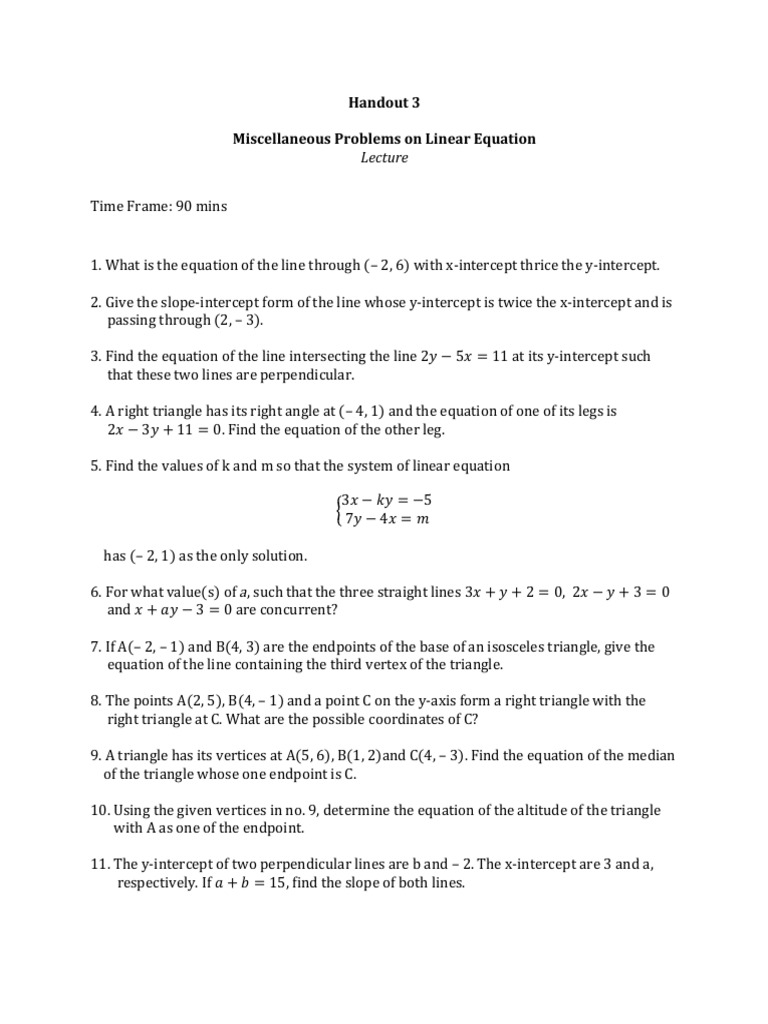 ho3 | Line (Geometry) | Triangle