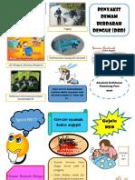 Leaflet Demam Berdarah Dengue (DBD)