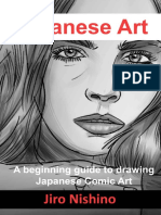 Japanese Art - A beginning guide to drawing Japanese Comic Art.pdf