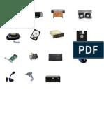 Partes de La Computadoras