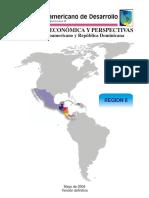 2004.- BID-DROII - Situación Económica y Perspectivas. Istmo C.a. & RD