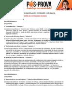 MRE Comentário História Do Mundo Igor Goulart Diplomata