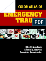 Color Atlas of Emergency Trauma