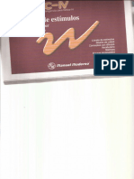 -Libreta de Estimulos  wisc-iv .1 Primeraparte