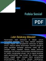 fobia sosial