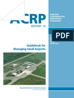 [ACRP report, 16] James H Grothaus_ National Research Council (U.S.). Transportation Research Board._ Airport Cooperative Research Program._ United States. Federal Aviation Administration._ et al - Guidebook for managing.pdf