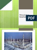 PPT Penyuluhan Kesehatan Haji