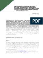 Artigo_O MODELO DE LIDERANÇA SITUACIONAL DE HERSEY E BLANCHARD COMO FERRAMENTA DE PESQUISA EM ADMINISTRAÇÃO ESTUDO MULTICASO NAS_1.pdf