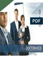 Brochure Doctorados