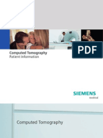 Computed Tomography - Patient Information MIND 4571022 2