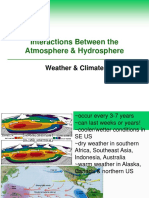 Atmosphere Weather Climate Notes