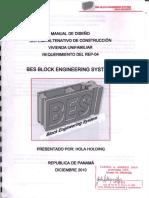Manual de Diseño BES