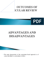Advatage and disadvantages Ph.D