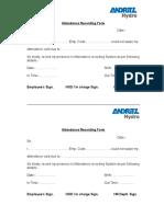 Attendance Recording Form - Copy.doc