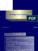 3_Writing Java Classes.ppt